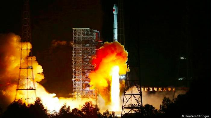 不到30天內,大陸衛星發射接連遭遇三次重大失敗,引起外界高度關注。(路透社資料照片)