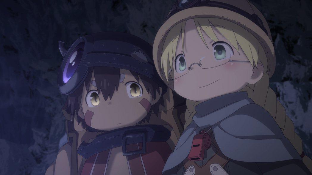 莉可(右)和雷古是主角。向洋提供