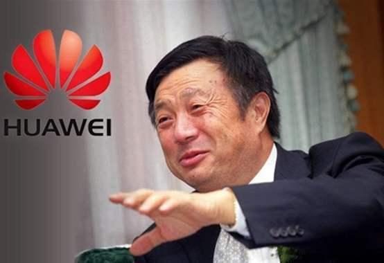 上海華為技術有限公司發生工商變更,華為CEO任正非卸任公司董事。照片/北京央廣網