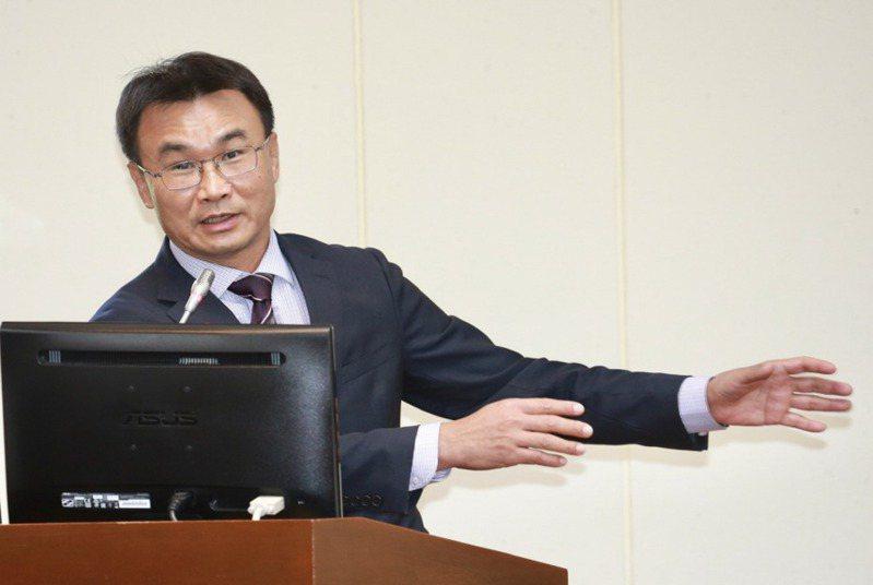 行政院農業委員會主任委員陳吉仲。 圖/聯合報系資料照片