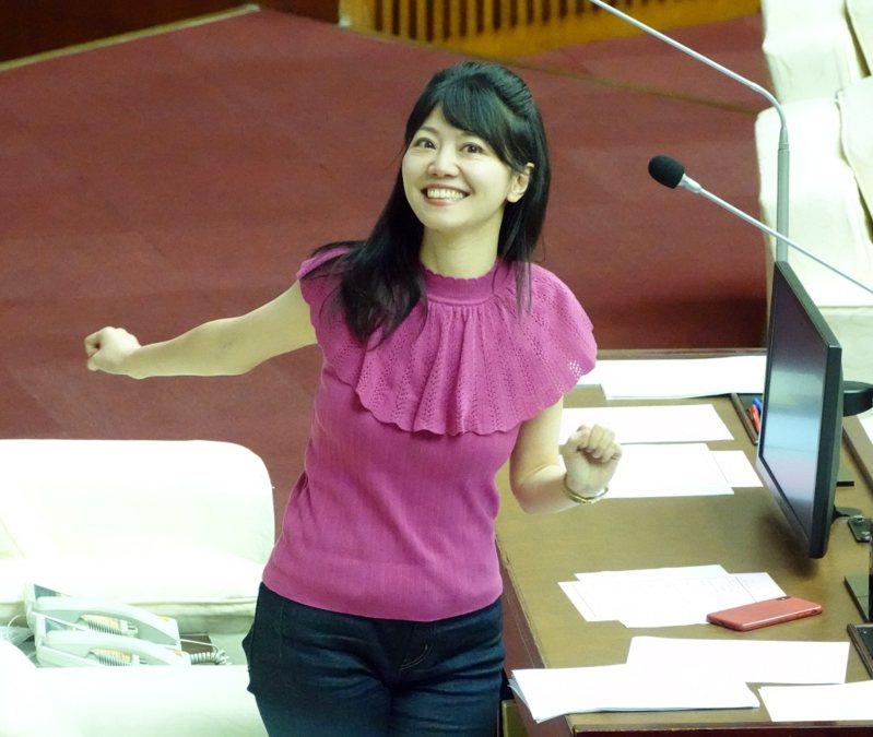 民進黨立委高嘉瑜。聯合報系資料照片/記者曾吉松攝影