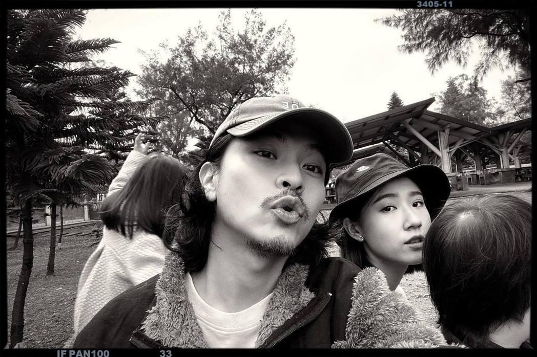 方志友與老公楊銘威結婚四年多。 圖/擷自方志友臉書