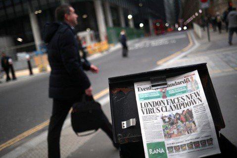 何鉅華/疫情下的英國媒體:廣告阻病毒關鍵字,紙網媒慘澹經營