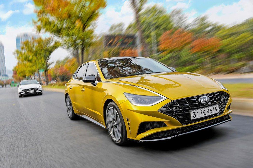 Hyundai Sonata N Line未來推出後,將「暫居」品牌動力最強的車...