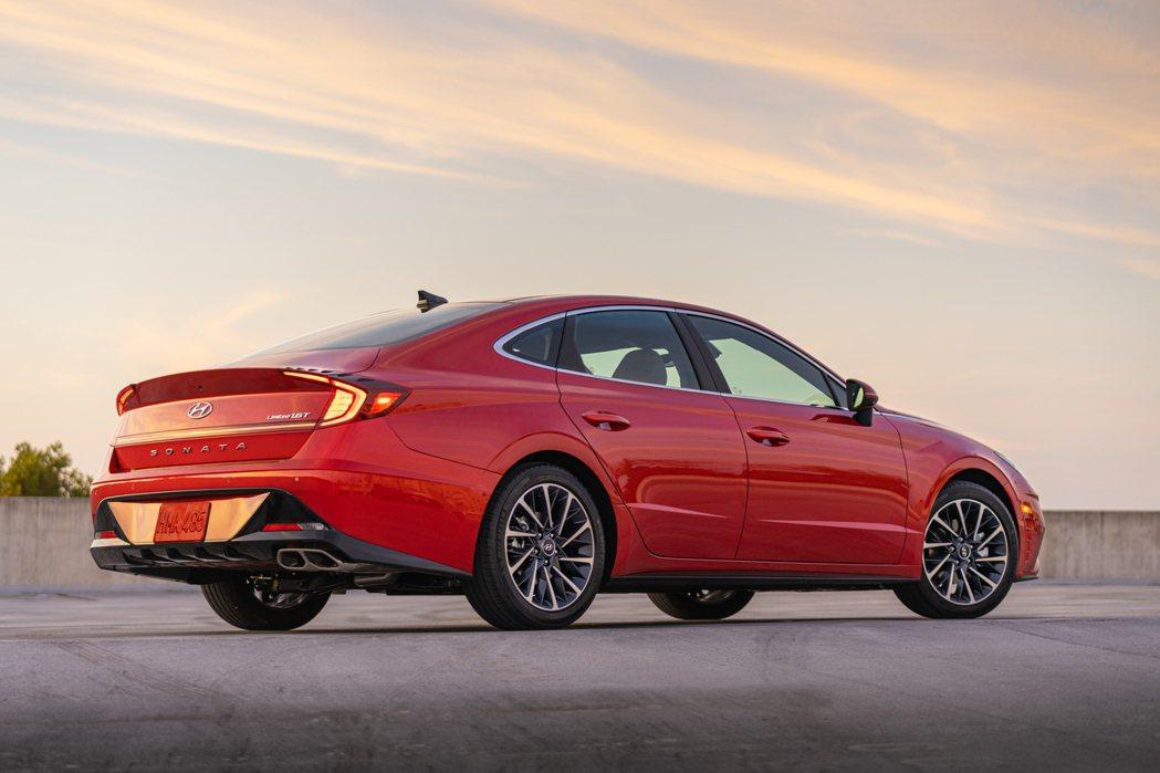 全新Hyundai Sonata N Line不僅會配置集團最新的八速濕式DCT...