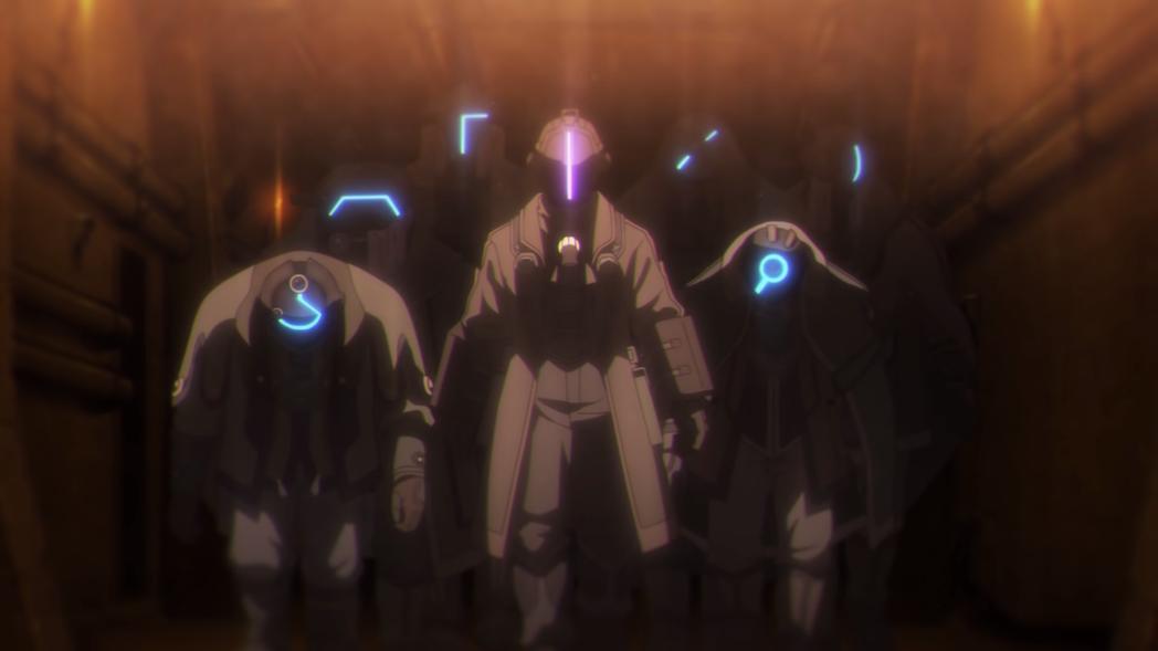 黎明卿與祈手們 圖:KADOKAWA Anime