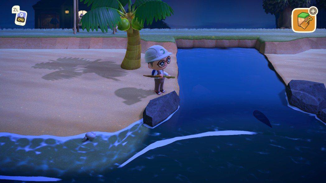 這麼龐大的魚影,肯定是...!