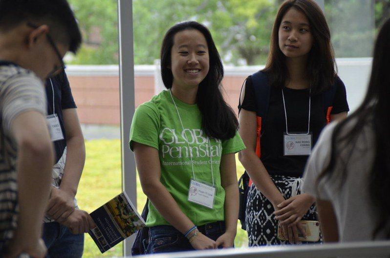 中央大學副國際長吳祚任表示,海外學生要的是質不是量,需要獨角獸型學生。(Photo by Global Penn State via Flickr)