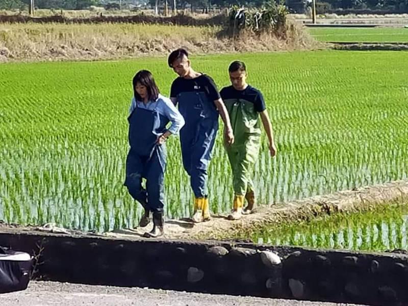 台南下營區公所拍攝「洄游下營」微電影,行銷地方。圖/下營區公所提供