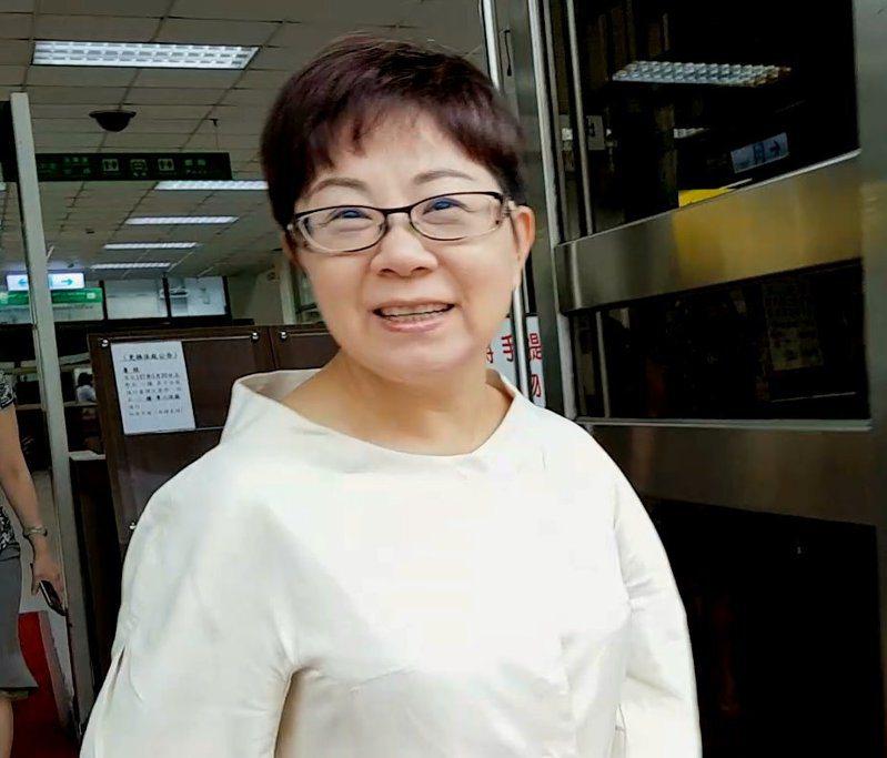 台北市前議員賴素如涉雙子星弊案,涉訟已7年。資料照片。記者王宏舜/攝影