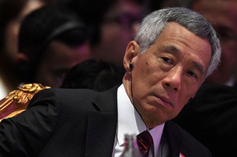 新加坡總理李顯龍曾指出,一旦選民名冊完成更新,他將對何時舉行大選再做判斷。路透資料照片