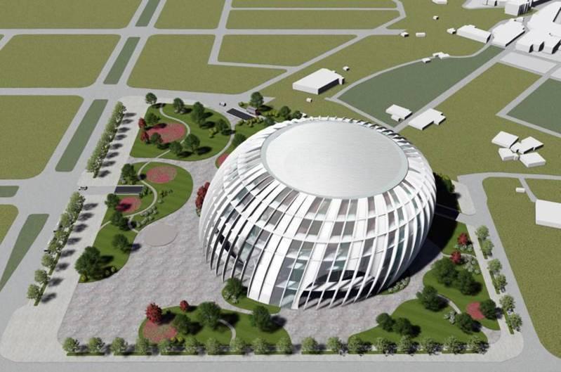 台中巨蛋規劃多功能場館,都發局蒐集民意作為規劃參考。圖/運動局提供