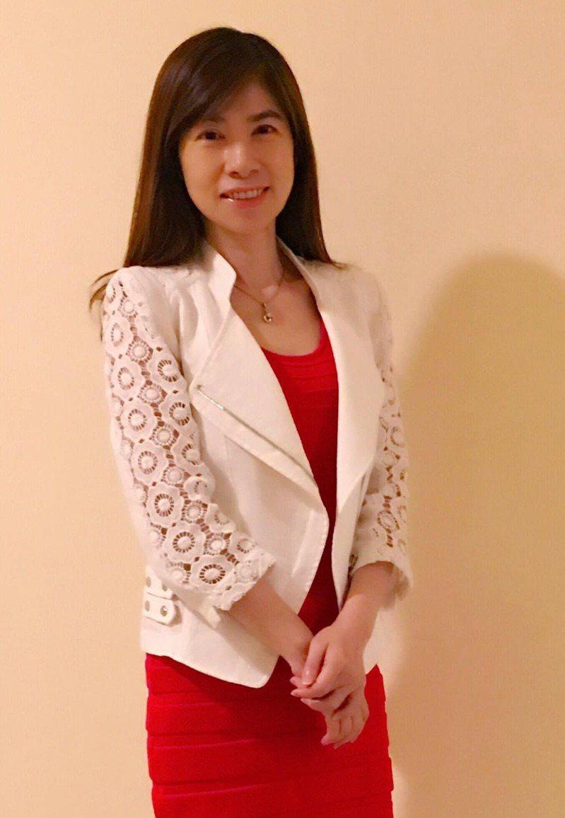 宏泰人壽副總經理蔡麗絲。(宏泰人壽/提供)