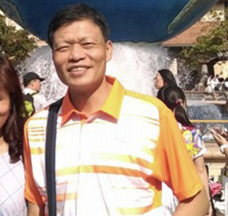 陸軍退役少將張俊達接任國民黨黄復興新北市黃國定黨部主委。圖:張俊達臉書網頁