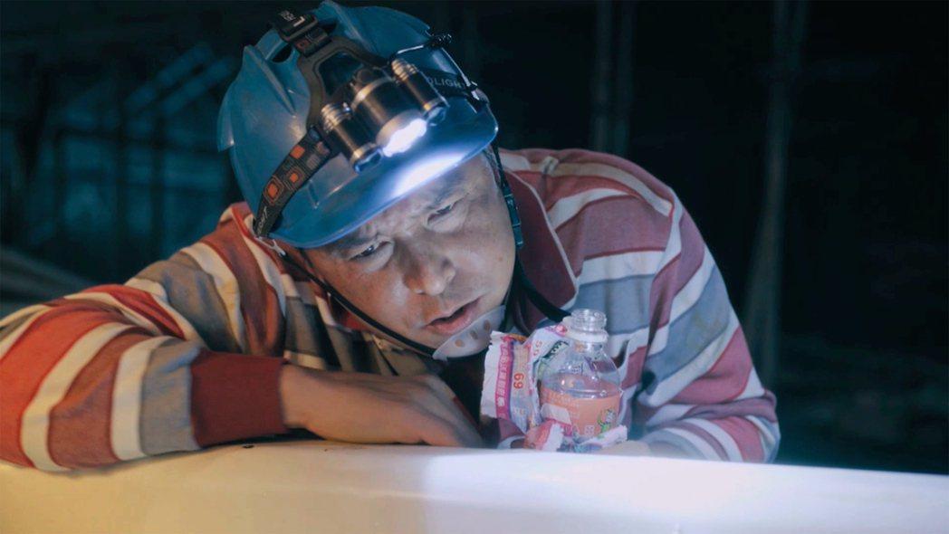 李銘順「做工的人」首度演出台語劇。圖/大慕影藝提供