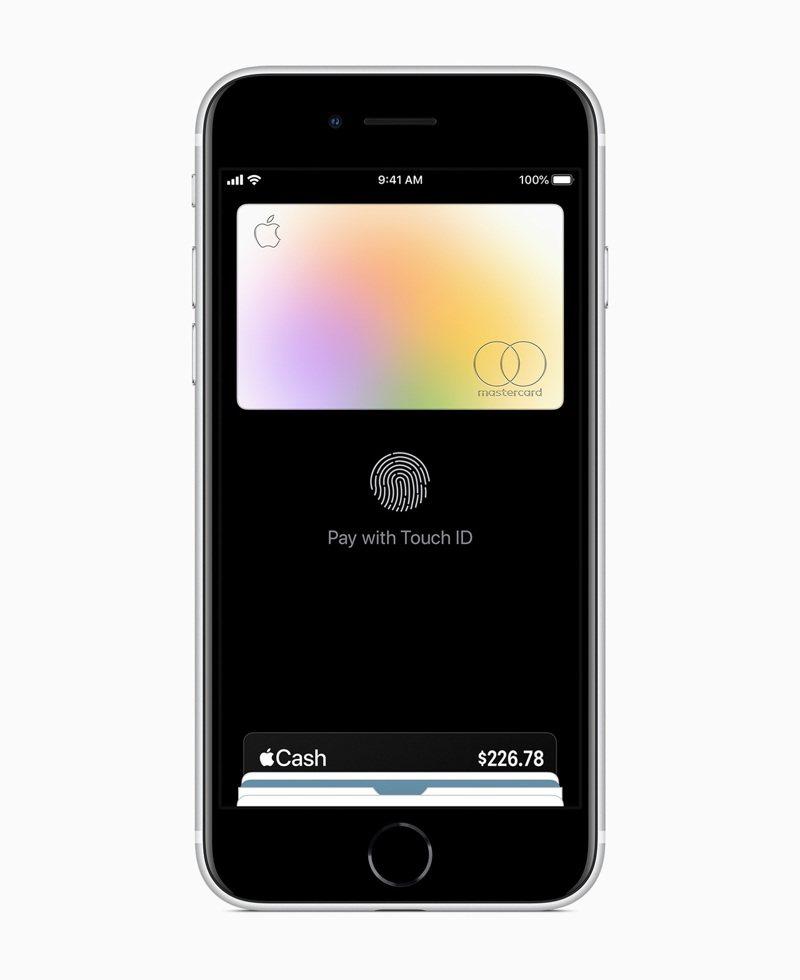 iPhone SE保有果粉熟悉的主畫面按鈕,可透過Touch ID解鎖。圖/蘋果提供