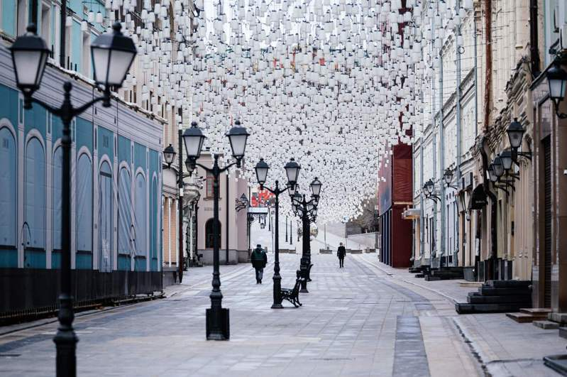 俄羅斯今天新增3448起新冠肺炎確診病例,繼昨天3388例之後,再創單日新高紀錄。 法新社