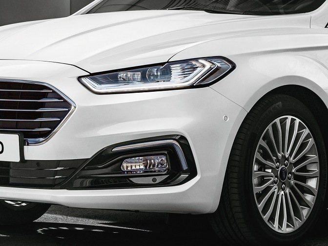 2020年式New Ford Mondeo Wagon 採Ford Dynami...