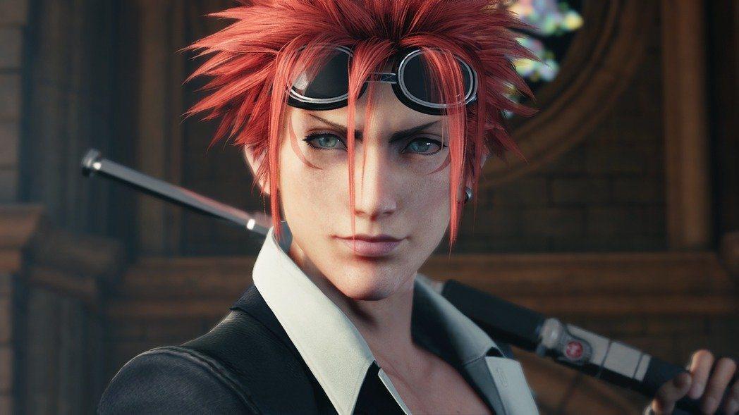 藤原啓治在《Final Fantasy VII 重製版》飾演神羅公司「塔克斯」成...