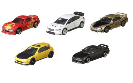風火輪小汽車4月新貨上架!玩命關頭系列非主角車款你認得幾輛?