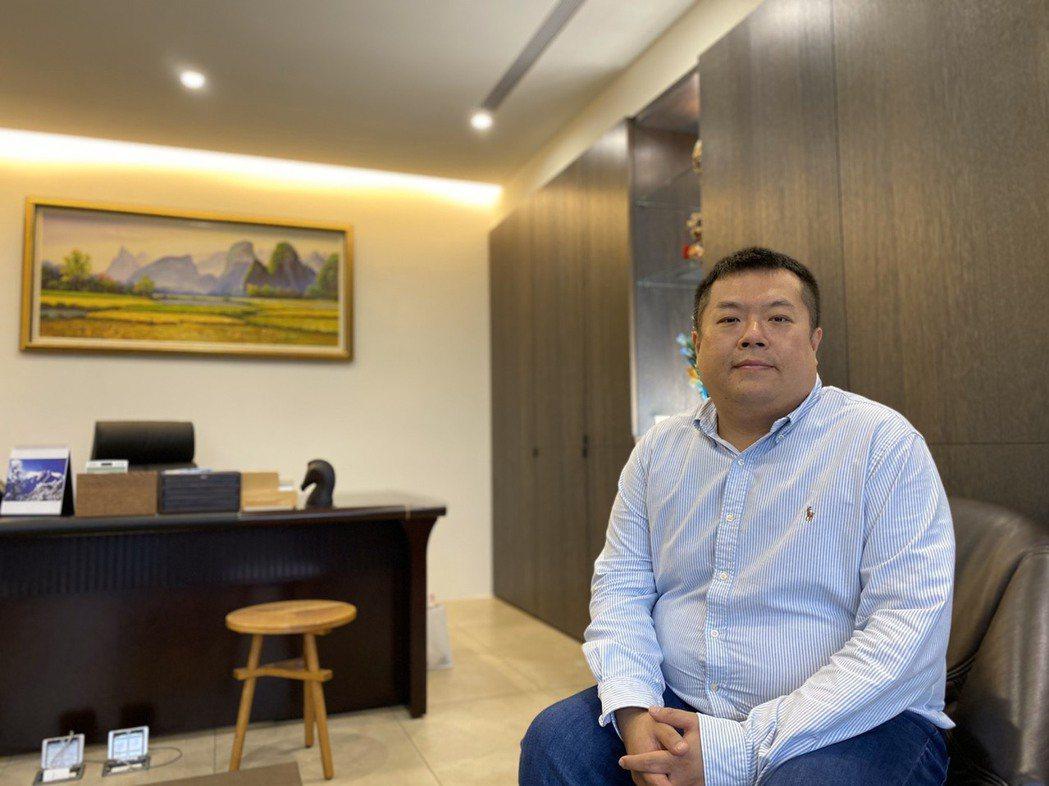 金鋐建設總經理鄭淳學 以「築於人本」精神,打造高CP值幸福好宅。