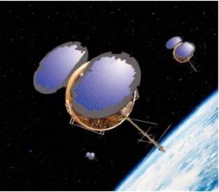 福衛三號原定今年5月退役,因宣布退役的國際研討會延期,改成今年10月宣布退役。圖/取自國家太空中心官網