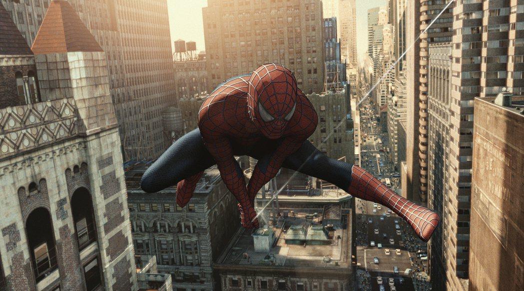「蜘蛛人2」仍受到不少觀眾的高度推崇。圖/摘自imdb