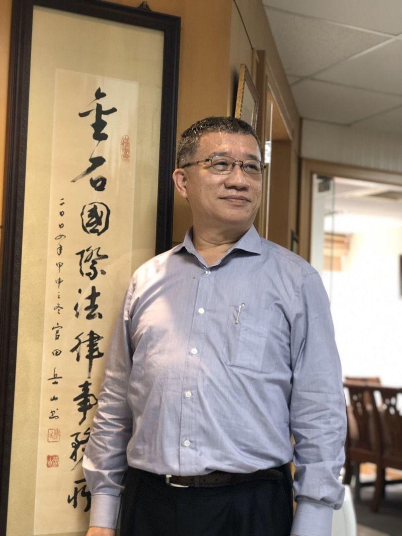 韓國瑜的委任律師林石猛說,有信心說服合議庭法官,盡快裁定准許暫止執行,若是駁回將會提抗告。本報資料照片