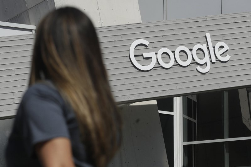 Google今年將減緩聘用新人力。  美聯社