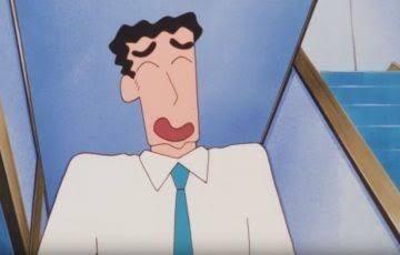 日本聲優藤原啓治病逝,享年55歲,他最廣為人知的配音就是人氣卡通「蠟筆小新」的爸...