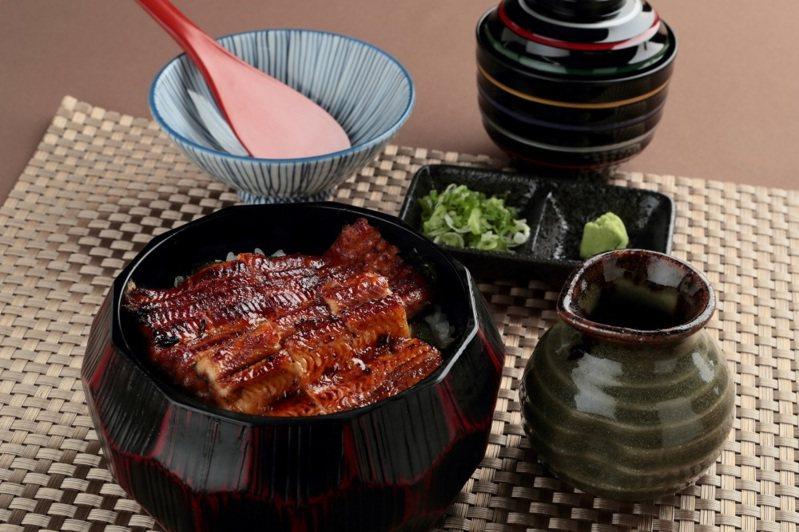鰻魚飯三吃。圖/江戶川提供