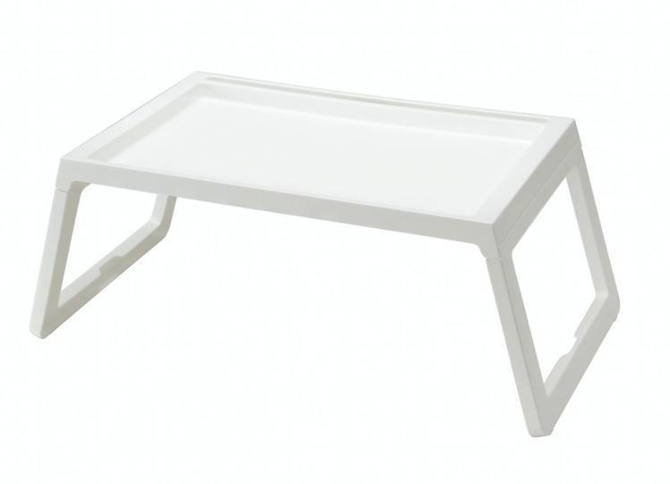 TOP 3:KLIPSK床上托盤,295元。圖/IKEA提供