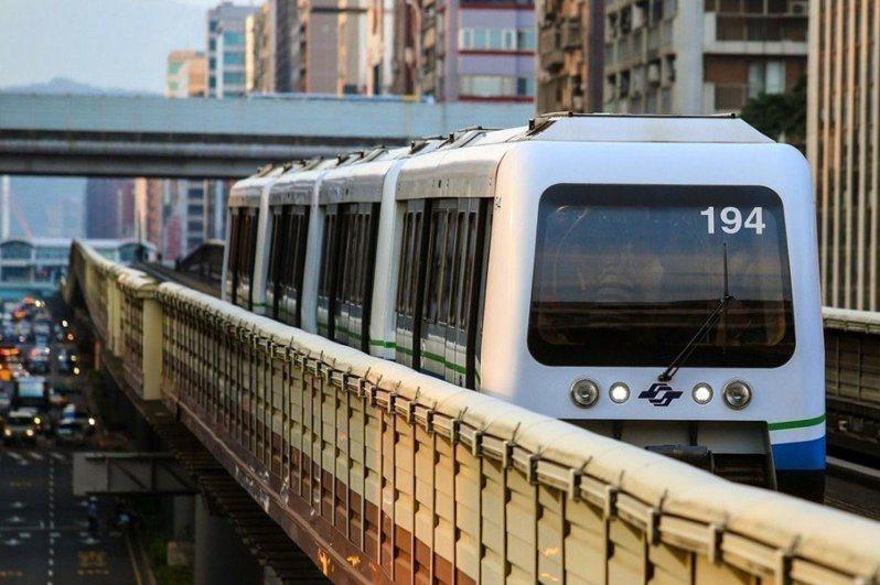 有網友指出文湖線設計不佳讓台北倒退10年。示意圖。本報資料照片