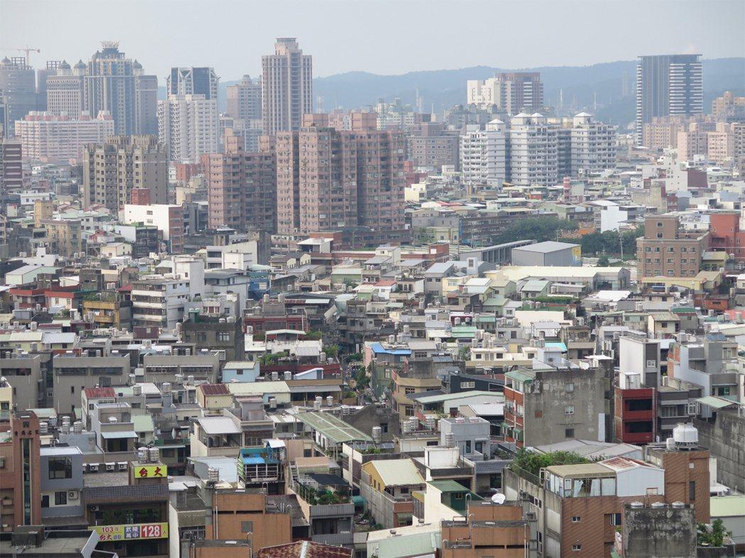 「都市危險及老舊建築物加速重建條例」修正案三讀通過。示意圖/聯合報系資料照