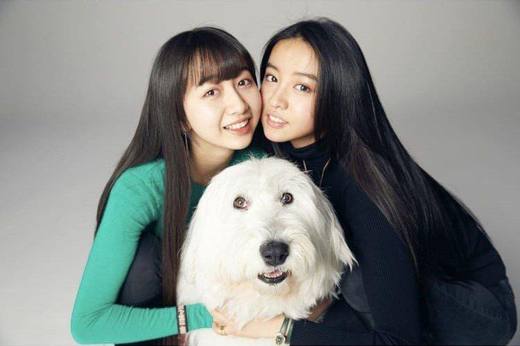 木村心美(左)與木村光希(右)。圖/擷自木村光希IG
