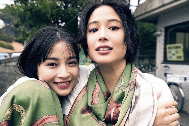 廣瀨愛麗絲與廣瀨鈴。圖/擷自IG