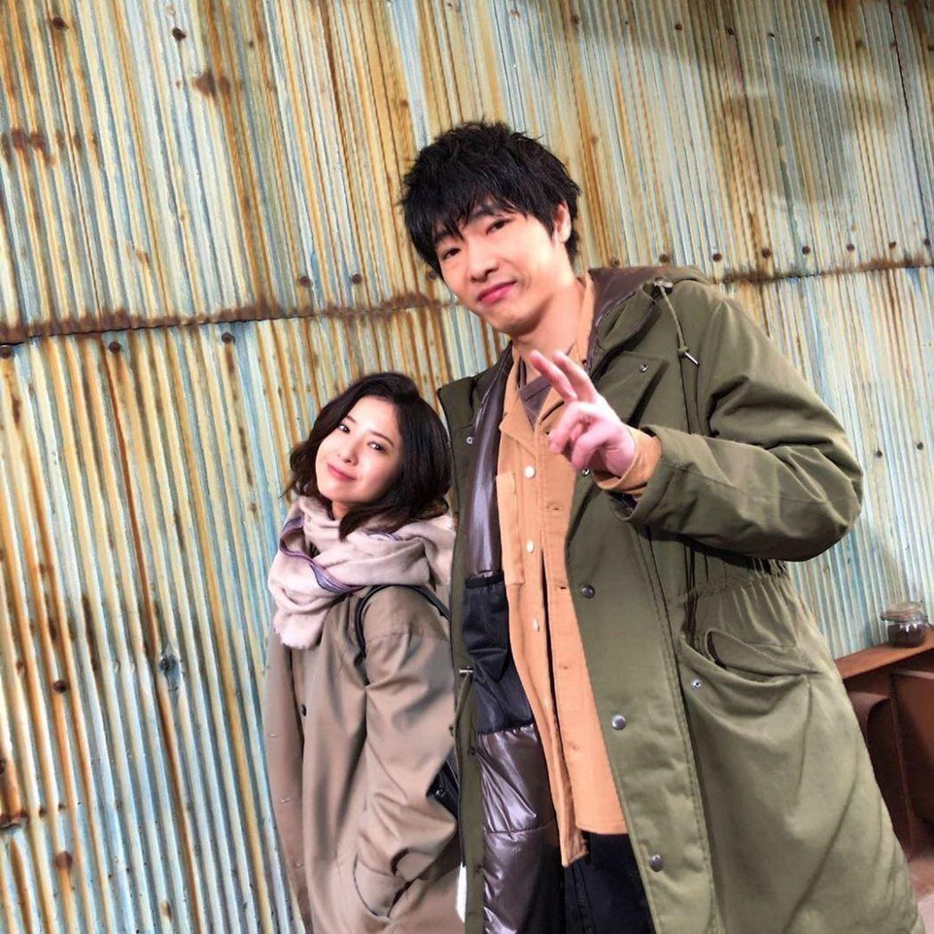 柄本佑在《不知道也無妨》飾演吉高由里子的攝影師前男友。圖/擷自IMDb