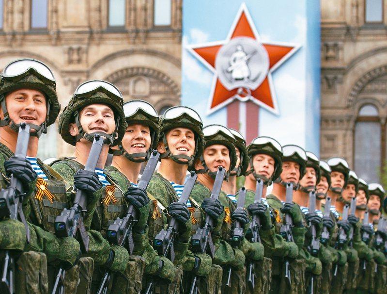 俄羅斯總統普亭宣布延後舉行「勝利日」75周年慶祝活動。 美聯社