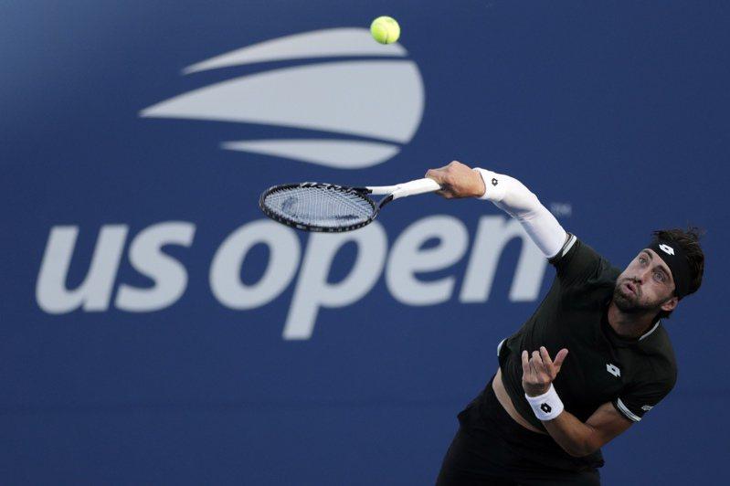 美國網球公開賽目前仍朝如期開打。 美聯社