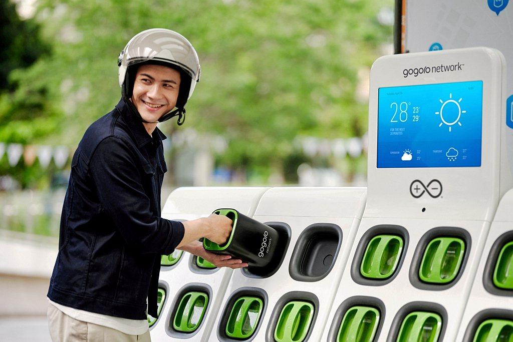 Gogoro再添電信品牌強力新戰友,宣布中華電信正式成為新合作夥伴,提供消費者全...