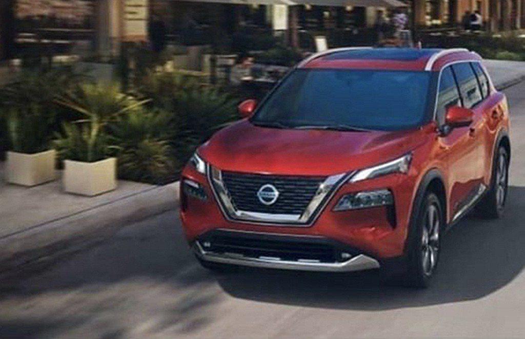 大改款Nissan X-Trail/Rogue完整樣貌搶先在網路上曝光。 圖/摘...