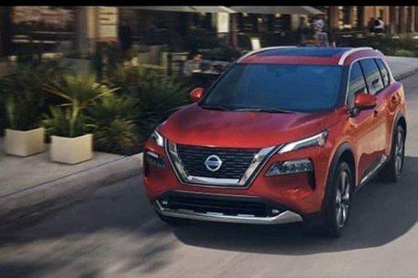 大改款Nissan X-Trail/Rogue外觀/內裝洩露?更具跑格與實用性