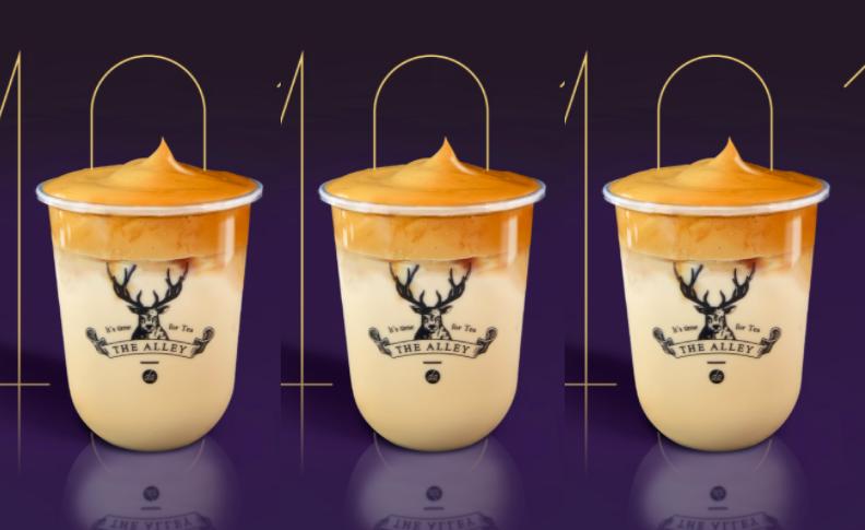 鹿角巷推出全新「401次咖啡奶霜系列」新口味。 圖/鹿角巷