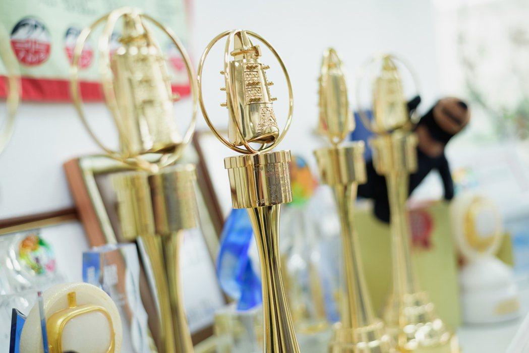麥覺明「麥導」靠著電視節目《MIT台灣誌》,連續5度奪下金鐘獎。 圖/陳軍杉攝影
