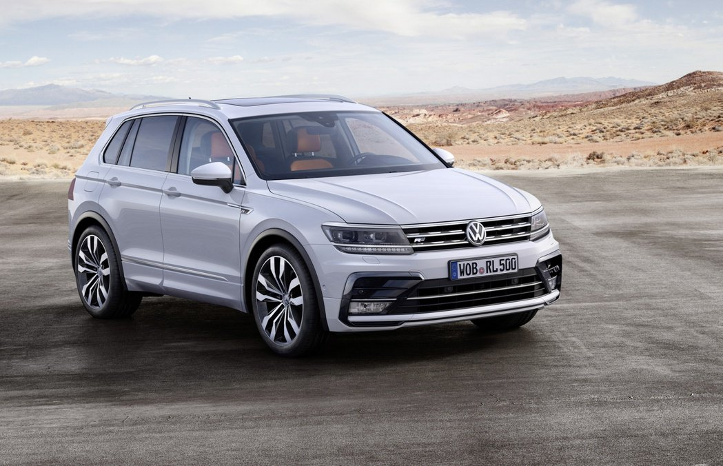 Volkswagen Tiguan是品牌在去年最為熱銷的車款。 摘自Volksw...