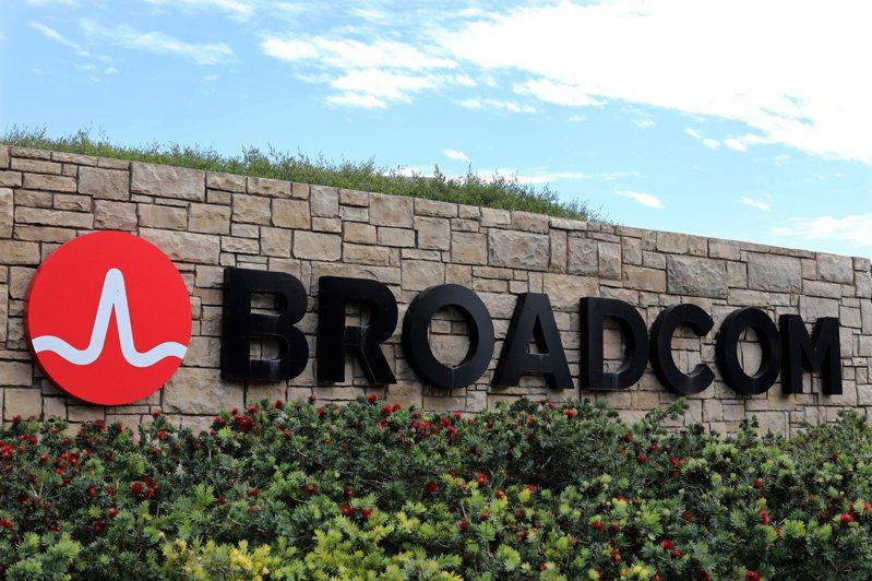 博通(Broadcom)通知客戶,下單必須提前六個月。  路透