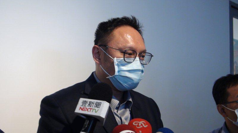 高雄市新聞局長鄭照新說,對於停止執行罷免聲請被駁回,高雄市長韓國瑜平常心,也尊重律師專業。記者楊濡嘉/攝影