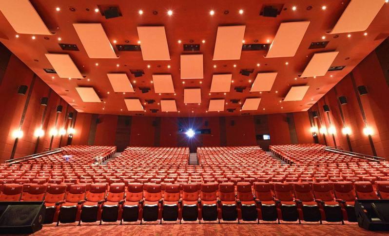 受新冠肺炎疫情影響,自農曆春節前起,大陸全國電影票房就近乎歸零。(取自上海電影股份有限公司網站)