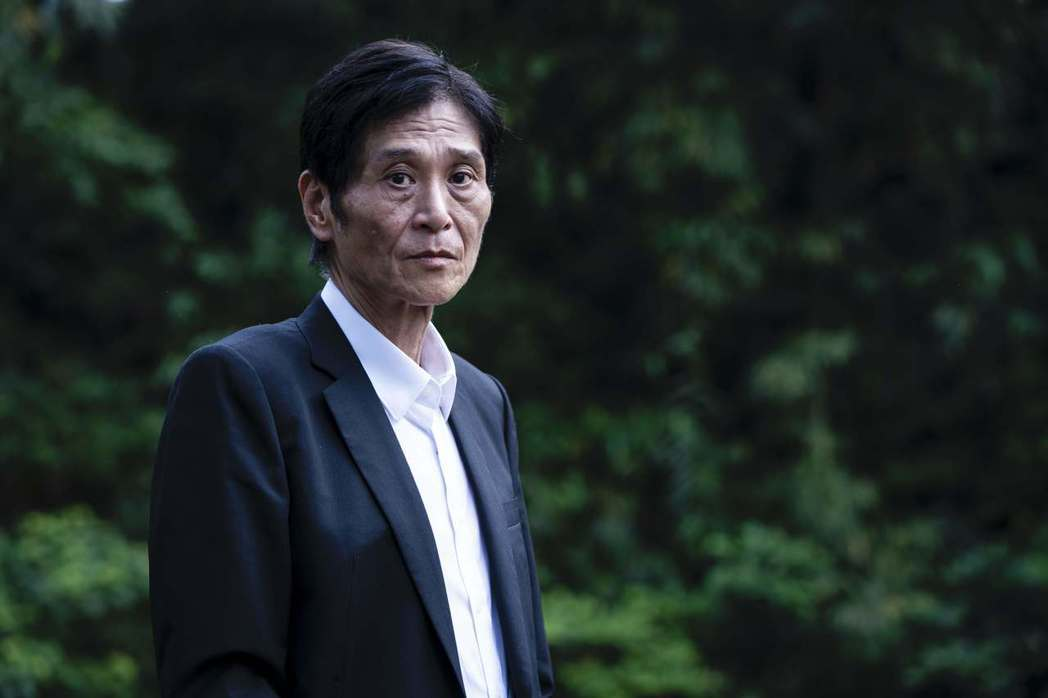 喜翔在「金愛演真探團」飾演資深刑警。圖/LINE TV提供