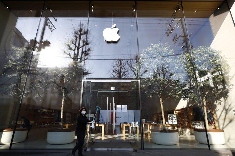 蘋果首爾門市將於18日重新開張。歐新社